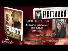 Great Christian fiction series by my friend Ronie Kendig. First book in the series is Nightshade.