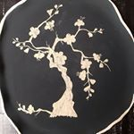 "1,050 Likes, 22 Comments - Jarjour Pottery (@jarjourpottery) on Instagram: ""I'm loving what I'm doing ! #carved #ceramic #livethelittlethings #seekmoments #daintydiscoveries…"""