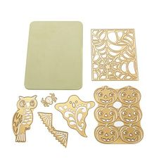 Shop Anna Griffin® Spiders & Specters Cut and Emboss Die Set 7827544, read customer reviews and more at HSN.com.