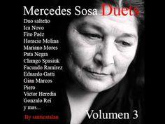 "Mercedes Sosa ""Duets"" Volumen 3"