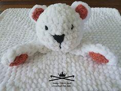 http://www.ravelry.com/patterns/library/nanuk-the-polar-bear-lovey