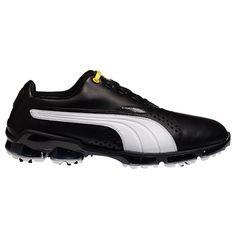 c5e953f4c5a Puma Men s Titantour  White Golf Shoes White Golf Shoes