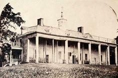 (c. 1860) Mount Vernon, Virginia