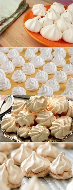 Aprenda a fazer suspiro, super fácil! Para cada medida de clara vai 3 medidas de açúcar. #receita#bolo#torta#doce#sobremesa#aniversario#pudim#mousse#pave#Cheesecake#chocolate#confeitaria