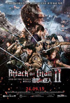 Attack on Titan Part 2 ศึกอวสานพิภพไททัน