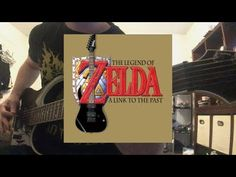 Zelda: A Link to the Past - Lost Ancient Ruins (Cover)