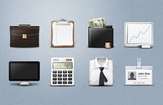 Medialoot - Free Executive Business Icons