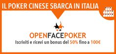 Open Face Poker: il poker cinese sbarca in italia - http://www.continuationbet.com/poker-bonus-promozioni/open-face-poker-poker-cinese-italia/