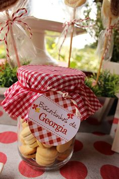 Biscoitinhos da Georgia!  010 by PraGenteMiúda, via Flickr