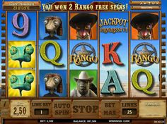 Jackpot Rango - http://freeslots77.com/jackpot-rango/ - Imagine that you are trapped in a city that is filled with criminals, and everyone is praying for the sheriff to address the law and order situation. It is scary to think about such a situation in real life, but it is fun when you get the atmosphere on a slot casino game online. iSoftbet's free R...