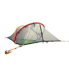 Tentsile Connect 2Person 4Season Tree Tent Hammock with Rainfly Dark Grey *** Read more reviews of the product by visiting the link on the image.