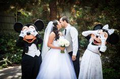 Disney Wedding Fairytale Hair and Makeup Grand Californian  Brissa Courtyard