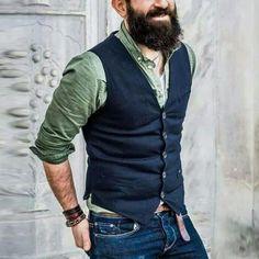 Flashmay Casual Solid Color Split Button Vest – joymanmall vests for men outdoor vests for men fashion vests for men winter Business Casual Men, Men Casual, Casual Styles, Casual Fall, Outfit Hombre Casual, Mens Formal Vest, Latest Fashion Clothes, Fashion Outfits, Gilet Costume