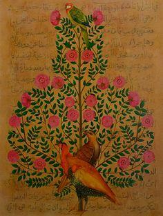ایرون دات کام: گالری: اژدهای تاریخ: نقاشی های لادن بروجردی