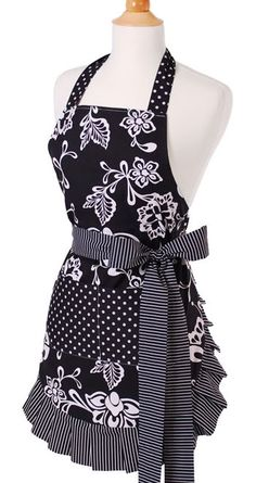 I just love a cute apron!