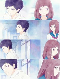 Browse Ao haru ride collected by _chappy® and make your own Anime album. Futaba Y Kou, Futaba Yoshioka, Manga Anime, Anime Art, Ao Haru Ride Anime, Tanaka Kou, Blue Springs Ride, Riding Quotes, Manga Quotes