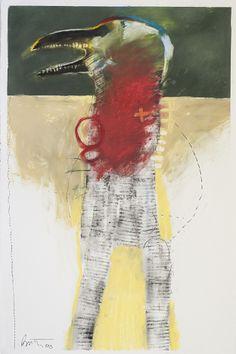 Rick  Bartow - Standing Up