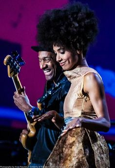 Marcus Miller & Esperanza Spalding