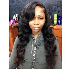 Curls And Install Done By Hairbymina Visit Voiceofhair Com For More Hairspiration Mane