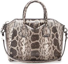 Givenchy Antigona Small Sugar Goatskin Satchel Bag, Light Pink on shopstyle.com