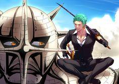 One Piece, Pica, Zoro