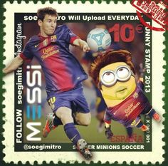 I would love to meet messi in person