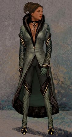 Norn Mesmer - Female