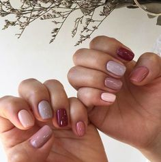 In seek out some nail designs and some ideas for your nails? Here's our list of must-try coffin acrylic nails for trendy women. Pastel Nails, Acrylic Nails, Ten Nails, Nail Polish, Manicure E Pedicure, Pedicure Ideas, Nagel Gel, Winter Nails, Summer Nails