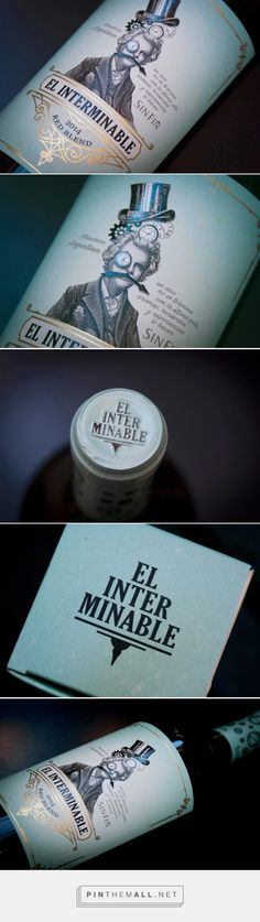 El Interminable - Packaging of the World - Creative Package Design Gallery - http://www.packagingoftheworld.com/2017/03/el-interminable.html