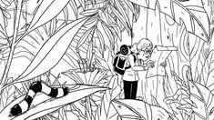 Animierte Gedankenexperimente    Kunde: SRF Sternstunde Philosophie  Animation: Nino Christen  Sounddesign: Martin Bezzola Animation, Christening, Art, Philosophy, Art Background, Kunst, Motion Design, Art Education, Cartoons
