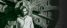 Allen Ginsberg is a renowned poet, and world traveler. I big part of the beat poetry movement.