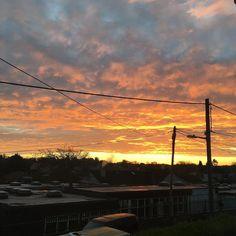 Morning (From Instagram) Celestial, Sunset, Outdoor, Instagram, Outdoors, Sunsets, Outdoor Games, The Great Outdoors, The Sunset