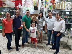 Grupo Mascarada Carnaval: José Manuel Bermúdez visita a Los Cariocas