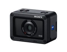 Sony launches ultra-compact, robust and waterproof RX0. Taking... - Sony UK