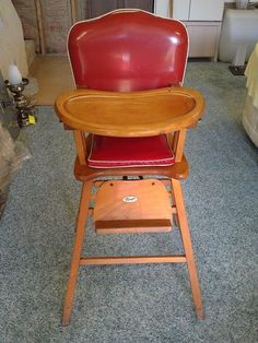 Awesome High Chair that Converts to A Table and Chair