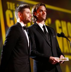 jared padalecki,Critics Choice Awards 2014,jensen ackles