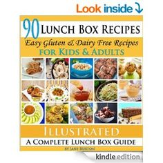 Amazon.com: Lunch Box Recipes: Healthy Lunchbox Recipes for Kids. A Common Sense Guide & Gluten Free Paleo Lunch Box Cookbook for School & Work (Paleo Recipes: Paleo ... Lunch, Dinner & Desserts Recipe Book 11) eBook: Jane Burton: Kindle Store