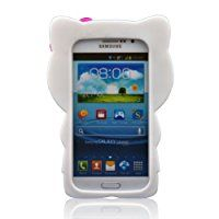 I need's Authentic 3d Hello Kitty Samsung Galaxy Grand Duos Gt-i9082 Soft Case Cover (HOT PINK)