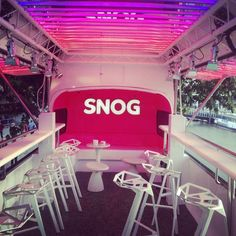 "@joewilson22's photo: ""All aboard the snog bus #snog #yogurt #snogurt"""