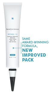SkinCeuticals Retinol 1.0 with better dispensing packaging