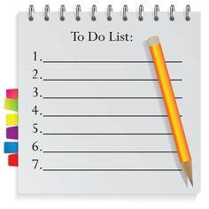 Самое важное в ведении списка дел - это привычка регулярно в него заглядывать. Без этого навыка весь тайм-менеджмент превращается в пшик!