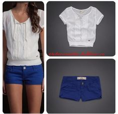 Hollister outfit.