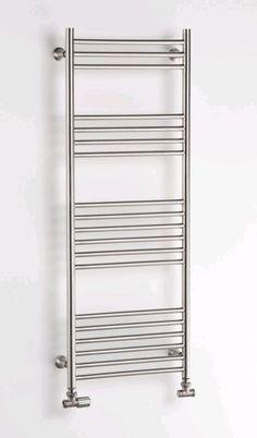 Nora Robuuste rvs badkamer radiatoren, strak design radiator zuiver en degelijk. 293 tot 810 WATT Radiators, Rvs, Toilet, Deco, Bathroom, Design, Amsterdam, Home, Retail