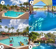 Have the Monday blues? At Legacy Vacation Resorts Orlando-Kissimmee, we can solve your blues with not just one, two, but four aqua blue pools to relax in. Vacation Resorts, Vacation Destinations, Blue Pool, Orlando Resorts, Family Getaways, Monday Blues, Central Florida, Most Visited, Walt Disney World