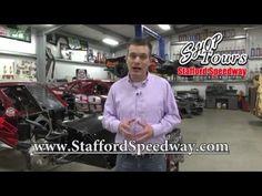Stafford Speedway Shop Tours 2016