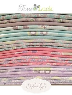 True Luck Layer Cake by Stephanie Ryan for Moda Fabric by QuiltAroundTheClock on Etsy https://www.etsy.com/listing/236575056/true-luck-layer-cake-by-stephanie-ryan