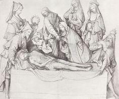 Bosch, Hieronymus: Die Grablegung