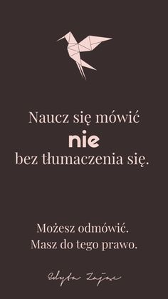 #1 Tapety na telefon z cytatami - Psychologia w życiu - Edyta Zając Cool Words, Wise Words, Sad Quotes, Motivational Quotes, Motivation Text, Swimming Motivation, Sad Wallpaper, Positive Words, Inspirational Thoughts