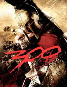 I don't care what anyone says, the music and narration in this movie rock enough that it's another of my favourites. #film #action #300