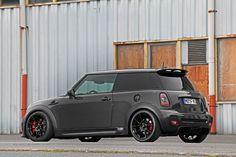 Mini Cabrio, Mini Clubman, Mini Cooper Tuning, Mini Coper, Matte Black Wrap, Mini Cooper Custom, Mini John Cooper Works, Mini Lifestyle, Black Doors